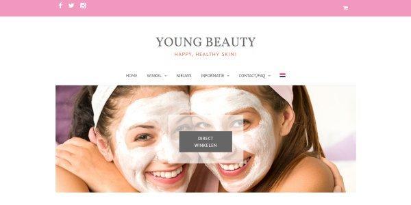 biologische gezichtsverzorging van Youngbeauty.nl