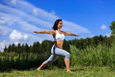 Yoga- en fitnesskleding