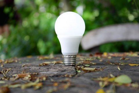 energiebesparende verlichting