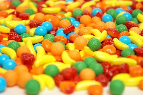 glutenvrij snoepgoed