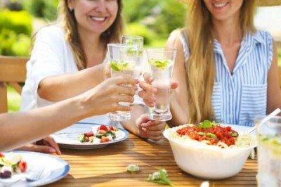 gezond tafelen