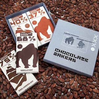 Fairtrade chocolade